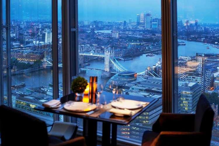 Shangri-La Hotel, At The Shard, London – 4th Night Free