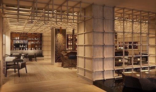 NOBU BARCELONA HOTEL & SPA - lobby-bar