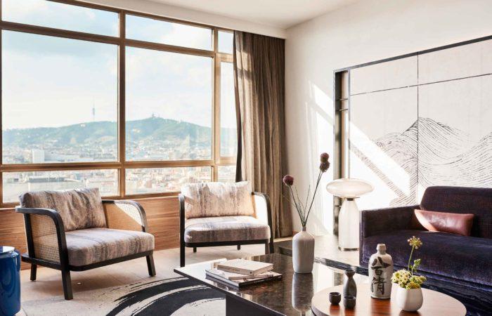 NOBU BARCELONA HOTEL & SPA - umisuite